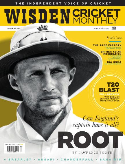 Wisden Cricket Monthly August 20, 2020 00:00