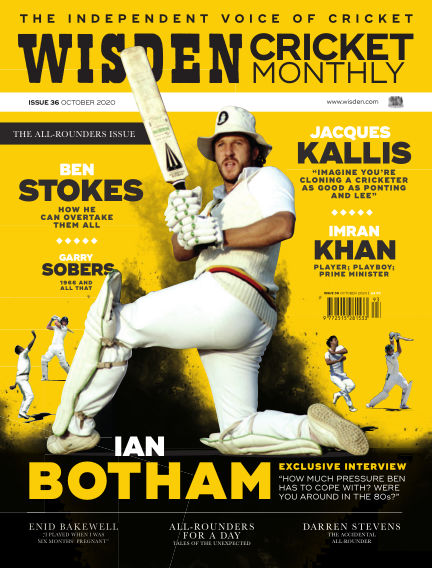 Wisden Cricket Monthly September 17, 2020 00:00
