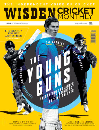 Wisden Cricket Monthly Issue 37