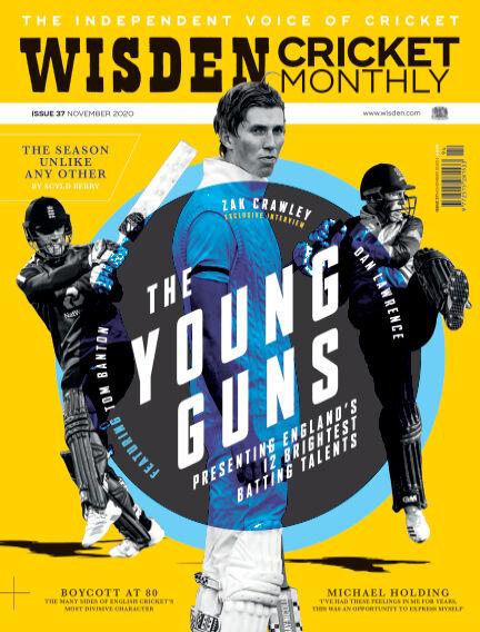 Wisden Cricket Monthly October 22, 2020 00:00