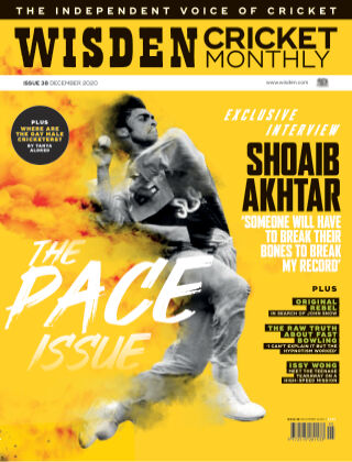 Wisden Cricket Monthly ISSUE 38