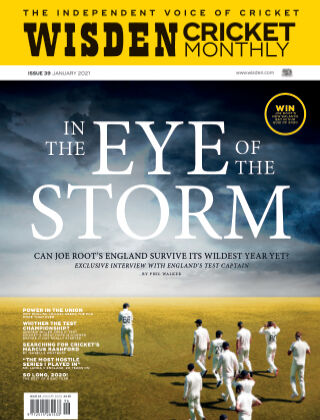 Wisden Cricket Monthly Issue 39