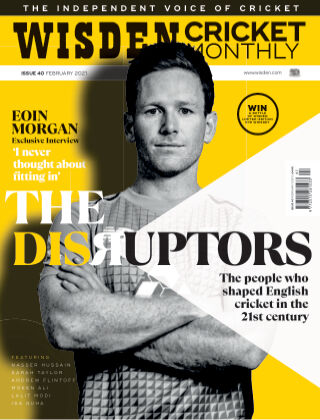 Wisden Cricket Monthly Issue 40