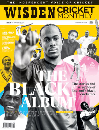 Wisden Cricket Monthly Issue 41