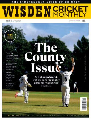 Wisden Cricket Monthly Issue 42