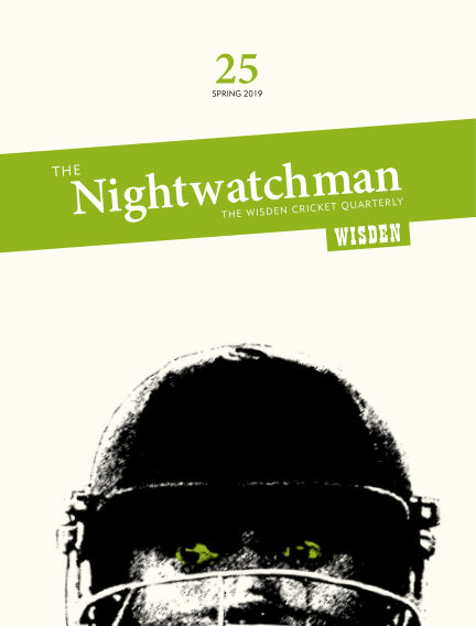 The Nightwatchman March 08, 2019 00:00