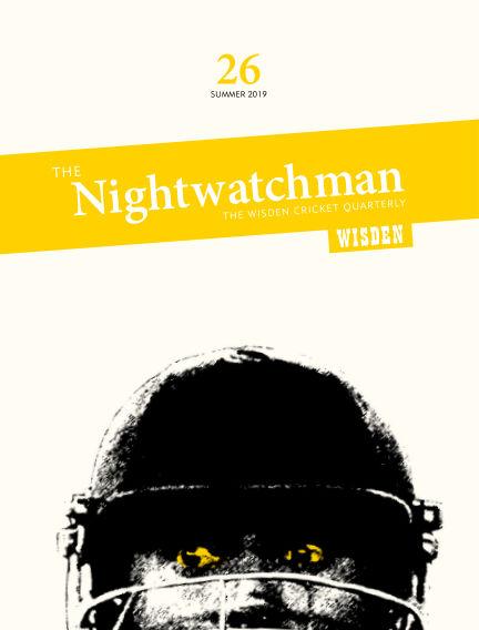 The Nightwatchman June 07, 2019 00:00