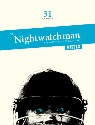 The Nightwatchman Issue 31