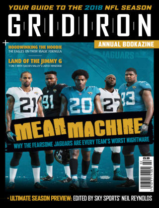 Gridiron Annual Bookazine With Neil Reynolds – 2018 2