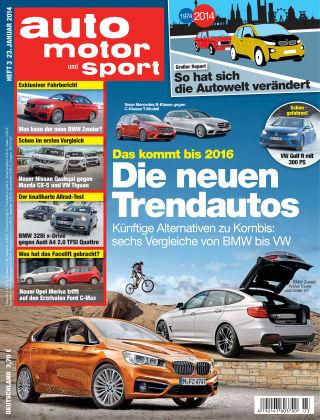 auto motor und sport 03/2014