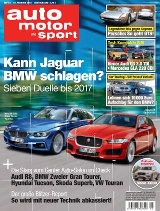 auto motor und sport 05/2015