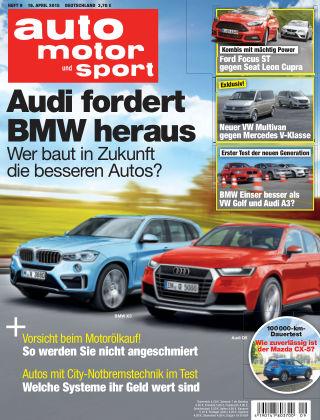 auto motor und sport 09/2015
