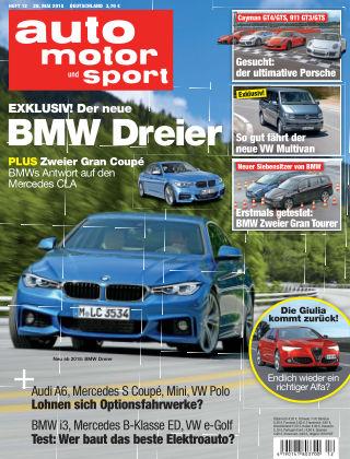 auto motor und sport 12/2015