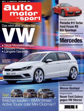 auto motor und sport 03/2016
