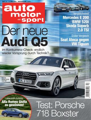 auto motor und sport 13/2016