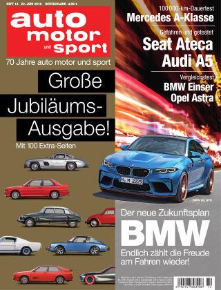 auto motor und sport 14/2016