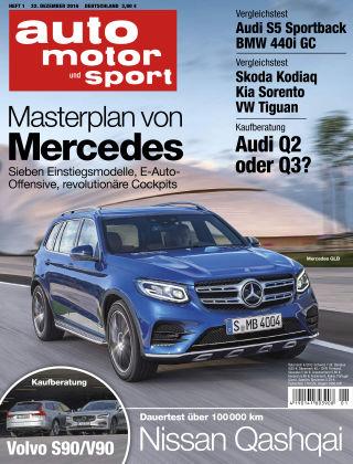 auto motor und sport 01/2017