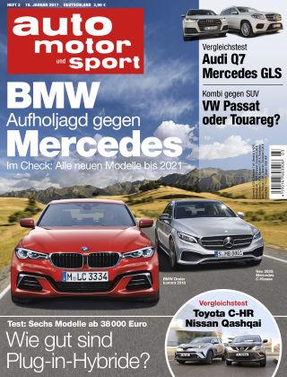 auto motor und sport 03/2017