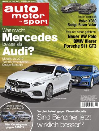 auto motor und sport 10/2017