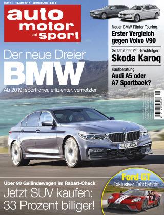 auto motor und sport 11/2017