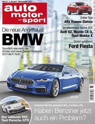 auto motor und sport 15/2017
