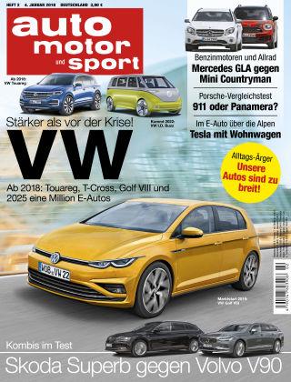 auto motor und sport 02/2018