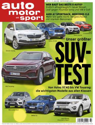 auto motor und sport 14/2018