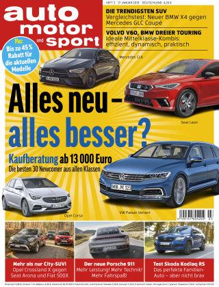 auto motor und sport 03/2019
