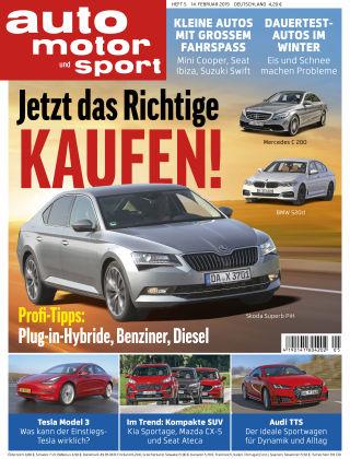 auto motor und sport 05/2019