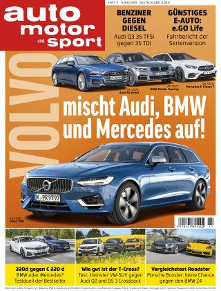auto motor und sport 11 2019