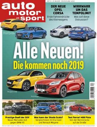 auto motor und sport 12 2019