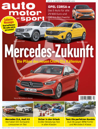 auto motor und sport 13 2019