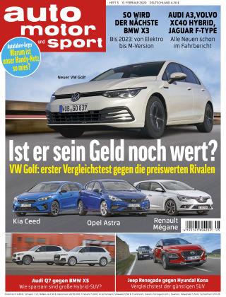 auto motor und sport 05 2020