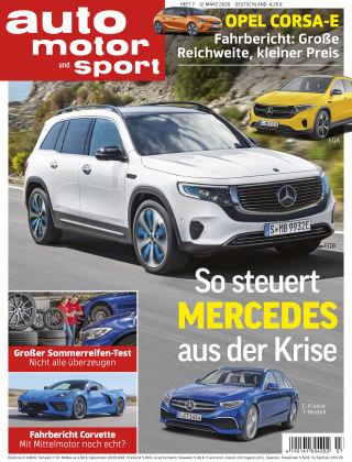 auto motor und sport 07 2020