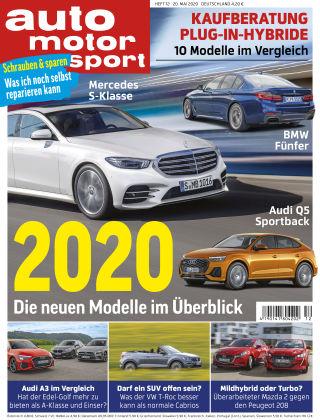 auto motor und sport 12 2020
