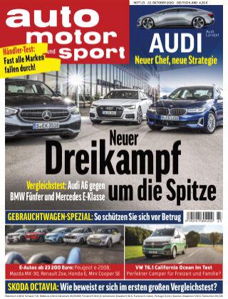 auto motor und sport 23 2020