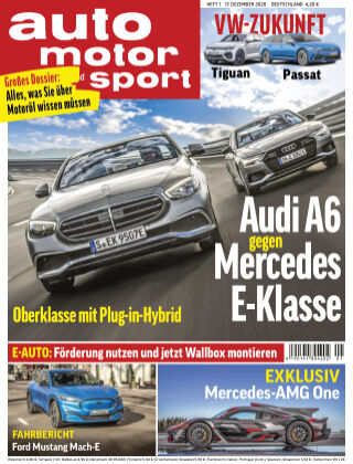 auto motor und sport 01 2021