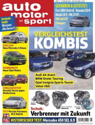 auto motor und sport 05 2021