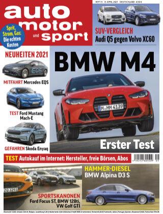 auto motor und sport 09 2021
