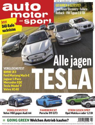 auto motor und sport 10 2021