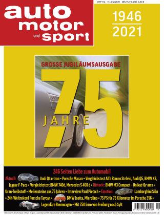 auto motor und sport 14 2021