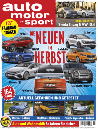auto motor und sport 15 2021