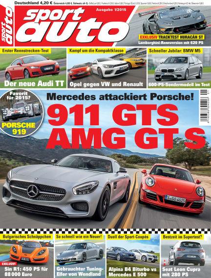 sport auto December 12, 2014 00:00