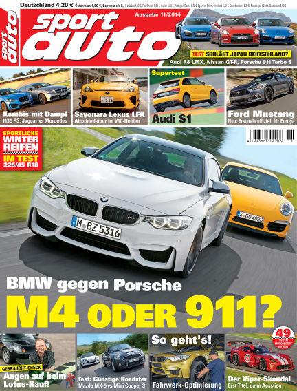sport auto October 17, 2014 00:00
