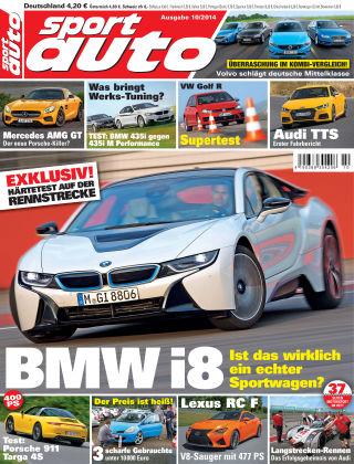 sport auto 10/2014