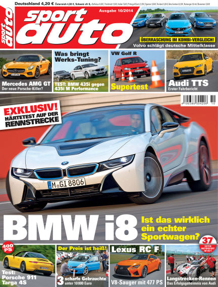 sport auto September 12, 2014 00:00