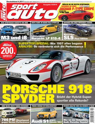 sport auto 06/2014