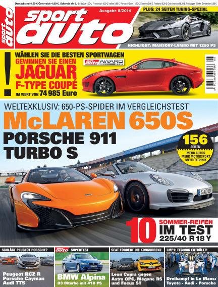 sport auto April 17, 2014 00:00