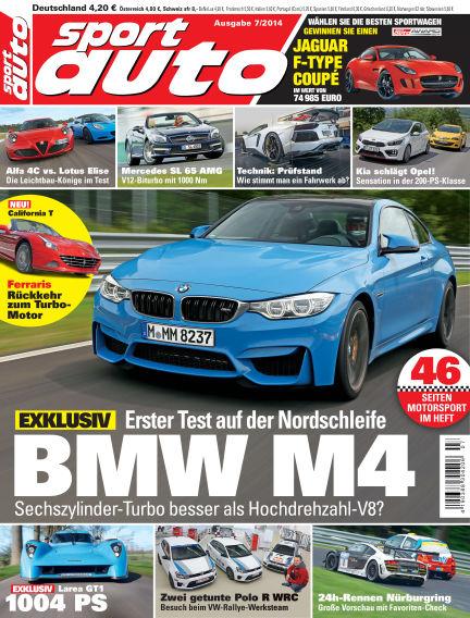 sport auto June 13, 2014 00:00