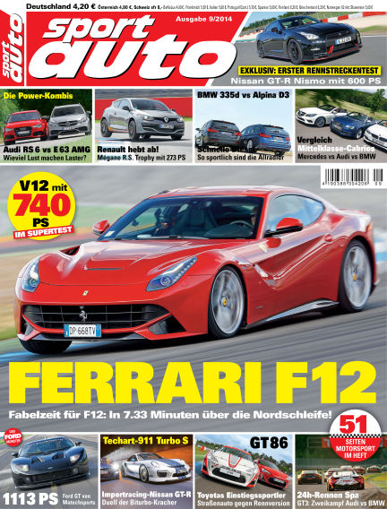 sport auto August 15, 2014 00:00